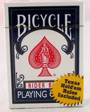 PACK OF BICYCLE PLAYING CARDS.  CARD