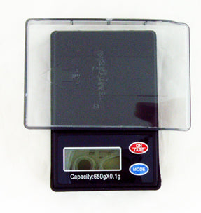 650gram DIGITAL POCKET SCALE. 0.1gram ACCURACY. DSC-10A