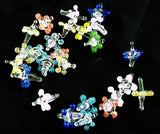 "10 PACK OF GLASS SCREENS. DAISY SCREENS. ""Quantity Discount Available"" GLSSCRN"
