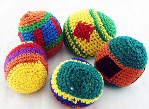 SOFT HACKY SACKS.  SFTHSX