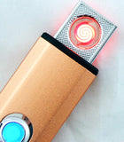 "BOLT USB RECHRGEABLE FLAMELESS COIL LIGHTER. COLOR OPTIONS. ""Quantity Discount Available"" LT-3"