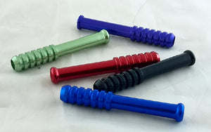 "2"" AND 3"" ANODISED ALUMINUM BAT/ONE HITTER FOR DUGOUTS. ""Quantity Discount Available"" MBTS-1"