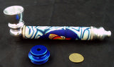 "4"" METAL PIPE WITH FIMO BODY, COVER AND SCREEN. ""Quantity Discount Available"" MP-11"
