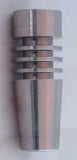 14MIL DOMELESS TITANIUM MALE NAIL FOR OIL RIGS. NLT-17A
