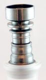14MIL DOMELESS TITANIUM FEMALE NAIL FOR OIL RIGS. NLT-18A