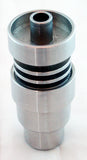 14MIL/19MIL DOMELESS TITANIUM MALE AND FEMALE NAIL FOR OIL RIGS. NLT-19AB
