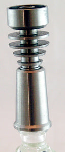14MIL DOMELESS TITANIUM FEMALE NAIL AND 9MIL SLIDER. NLT-24A