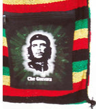 COTTON CHE GUEVARA RASTA SHOULDER BAG. RST-BAG12C