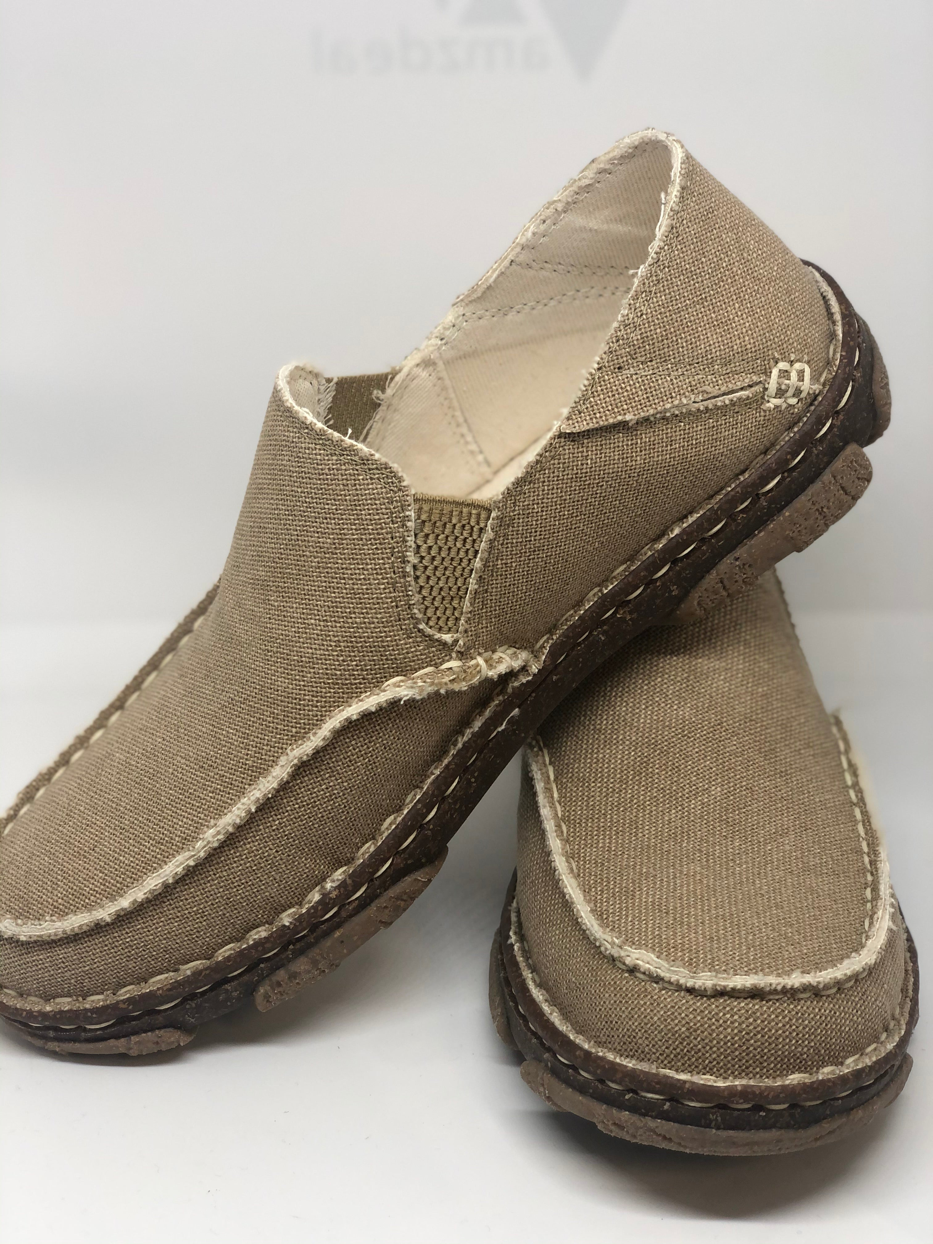 Tony Lama Gator Tan Shoe (TLC125)