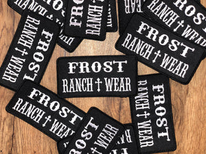 Frost Ranch Wear Patch