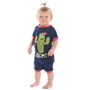 Hug Me Infant Romper - IR404