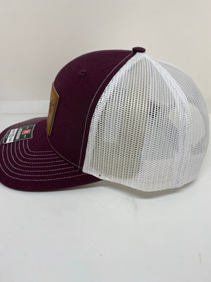 Frost Ranch Wear Cap Leather