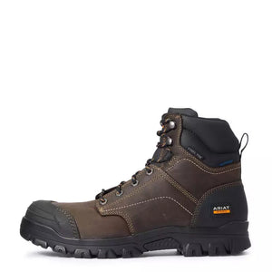 "Ariat Treadfast 6"" Waterproof Steel Toe Work Boot (4673)"