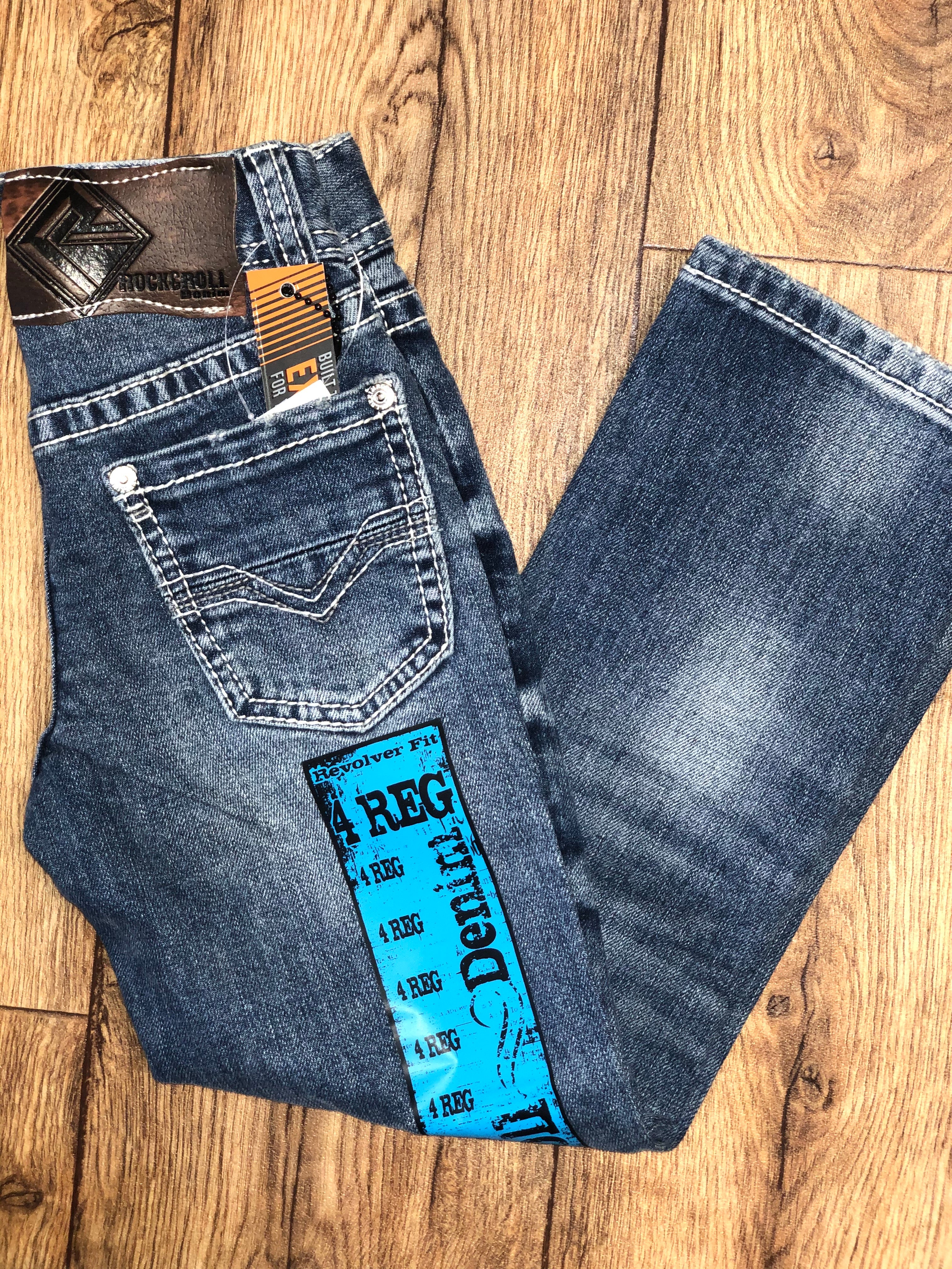 Rock & Roll Boys Revolver Fit Jeans (4245)