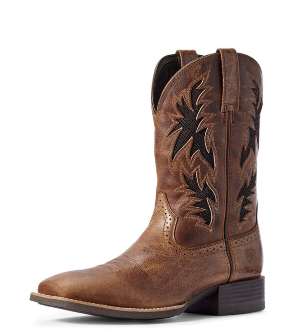 MEN'S Sport Cool VentTEK Western Boot (1446)