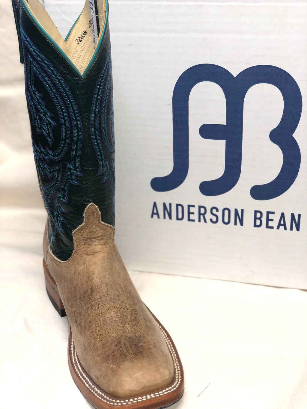 Anderson Bean Distressed American Buffalo (0607)