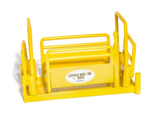 Bucking Chute Single Yellow