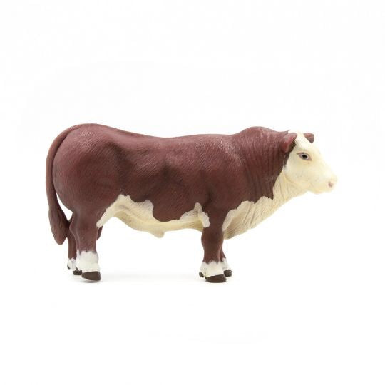 Little Busters Hereford Bull Toy