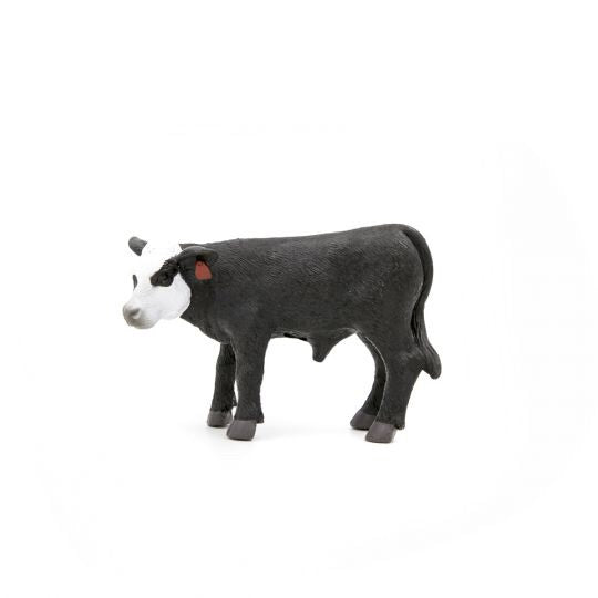 Little Busters Black/ White Face Calf Toy