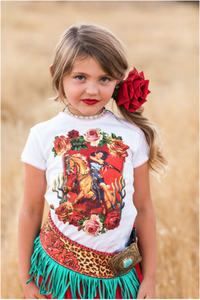 Mustang Sally Kids Tee