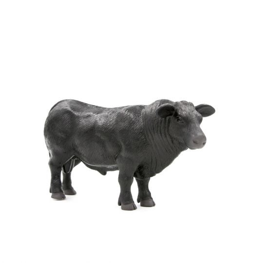 Little Buster Angus Bull Toy