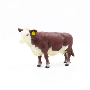 Little Buster Hereford Cow Toy