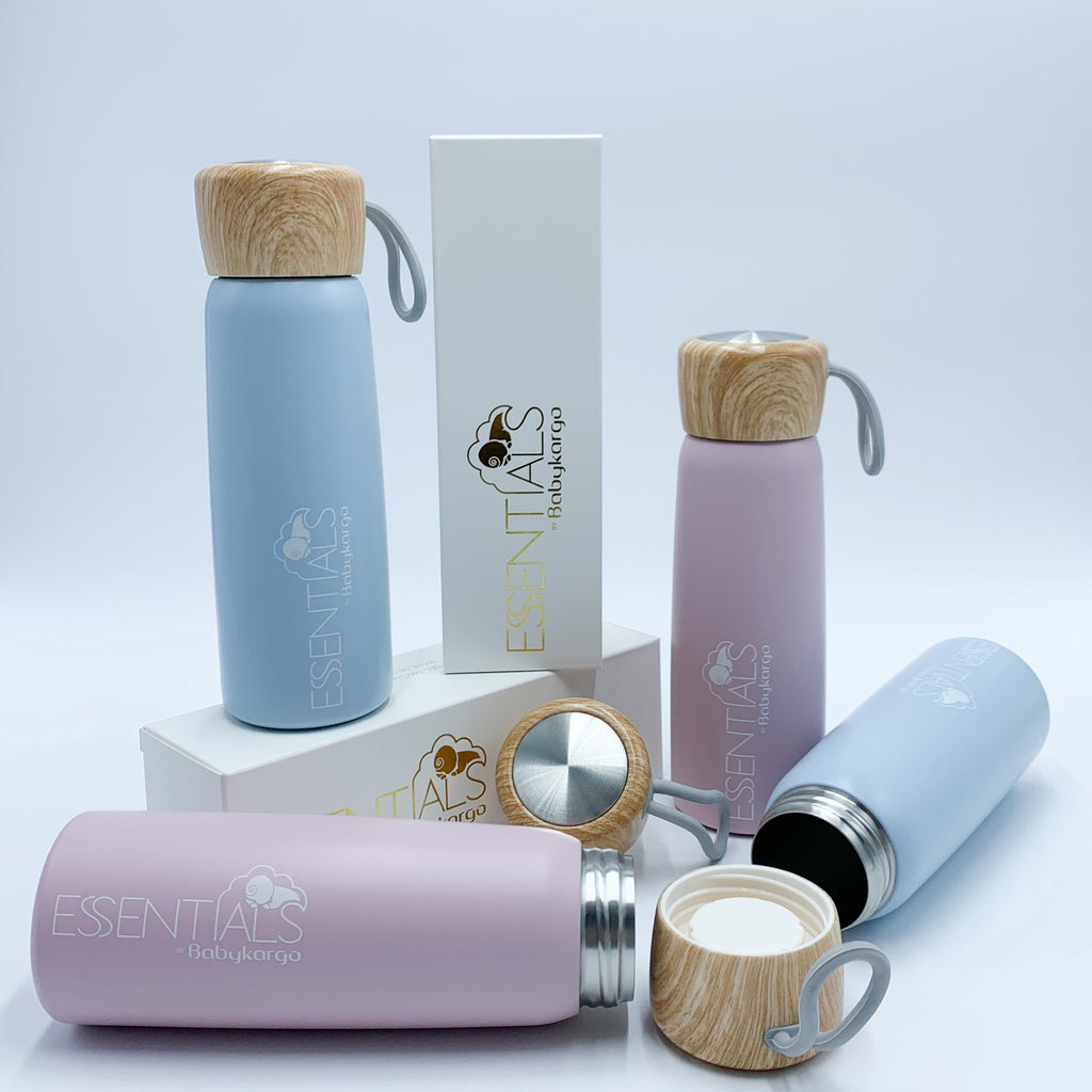 500ml. Insulated water bottle