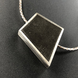 Polygon necklace.