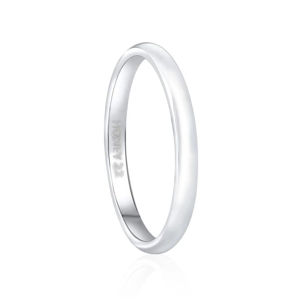 'Elisa' Classic Essential Ring