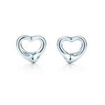 'Madelaine' Open Heart Earrings