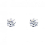 'Ella' Crystal Stud Earrings