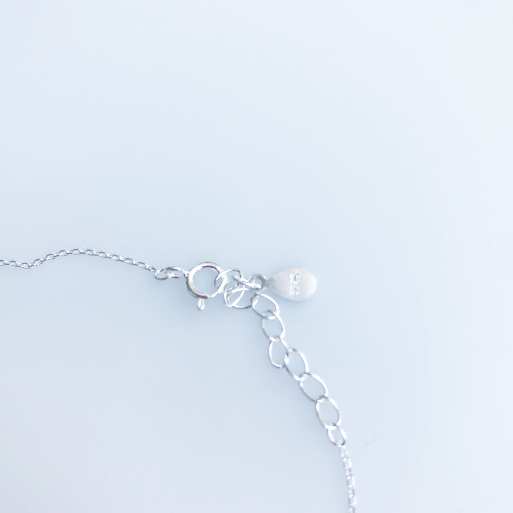 'Colette' Heart Chain Bracelet - Honey Twenty Two