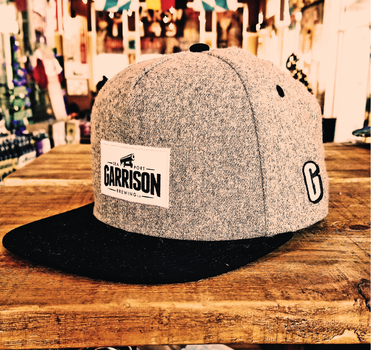 Chill Out Grey Snap Back