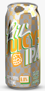 Lil' Juicy: Ipa- 6 Pack 473 ml can