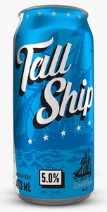Tall Ship Ale:  6 pack 473ml can