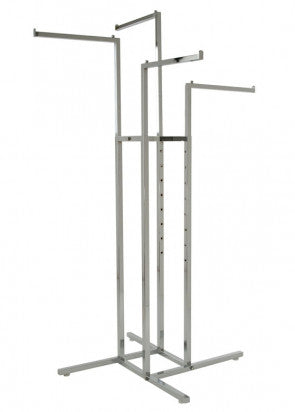 4 Way Rack With Straight Arms