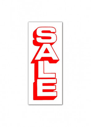 Verticle SALE Banner