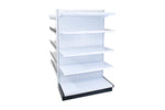 Retail Display Starter Aisle Gondola Shelving