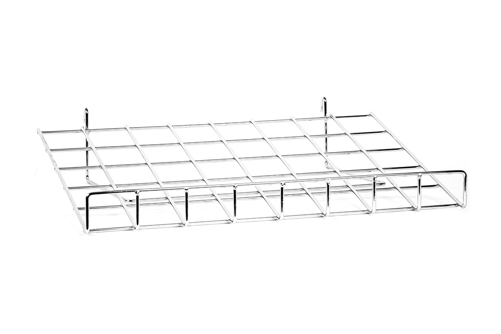 Gridwall Slanted Shelf