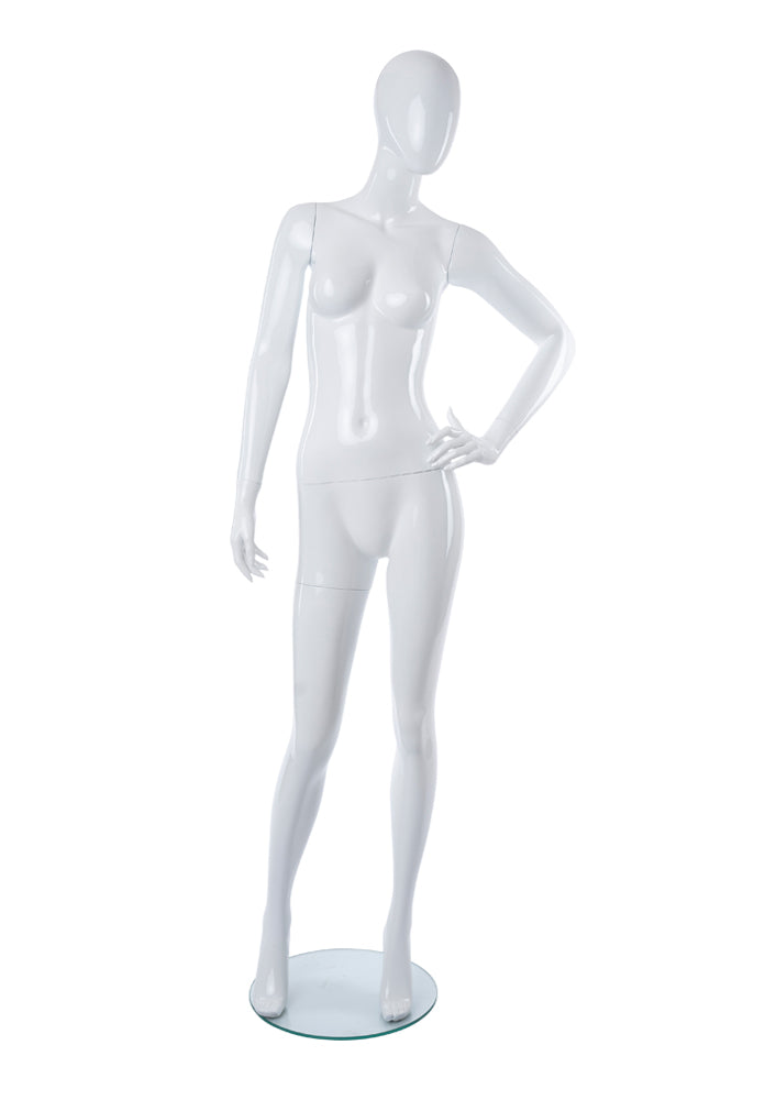 Adult Female Abstract Mannequin