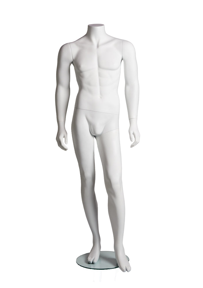 Adult Male Headless Mannequin