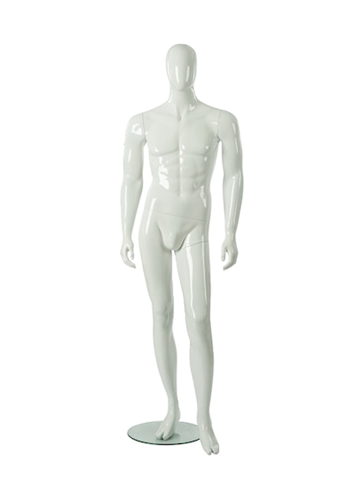 Adult Male Abstract Mannequin