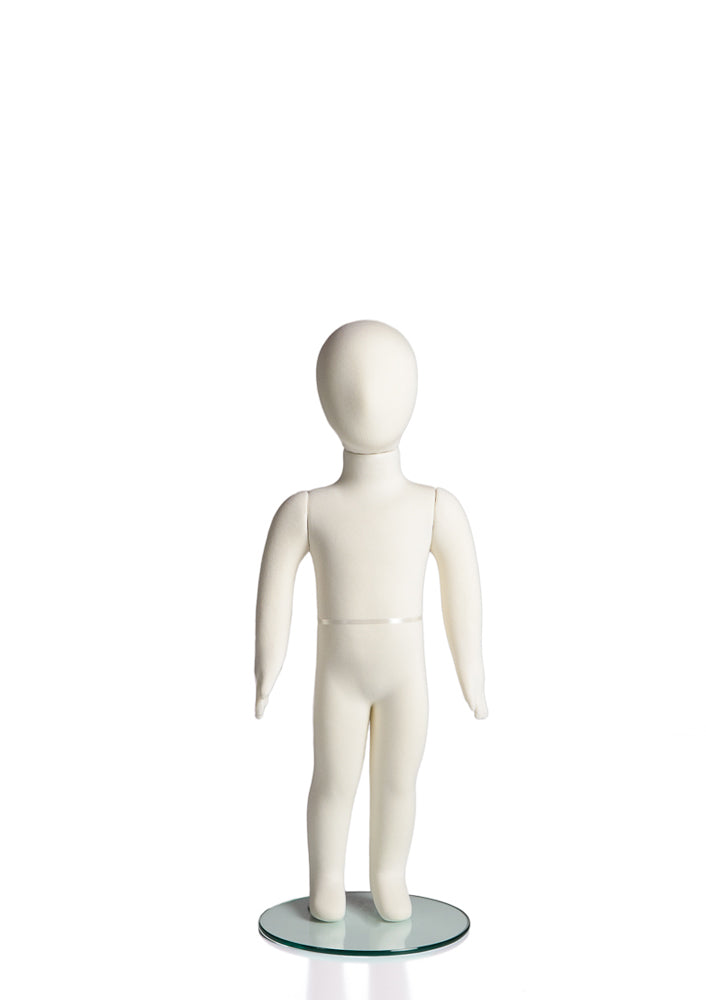 Soft-Bendable Kid Mannequin