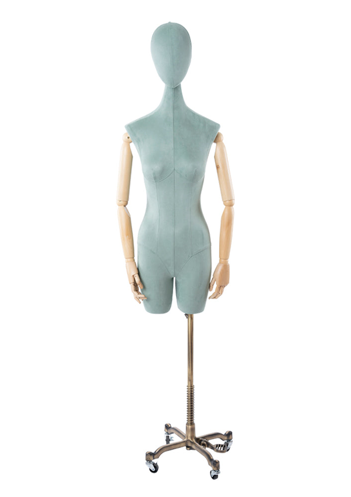 Female Half Body Mannequin