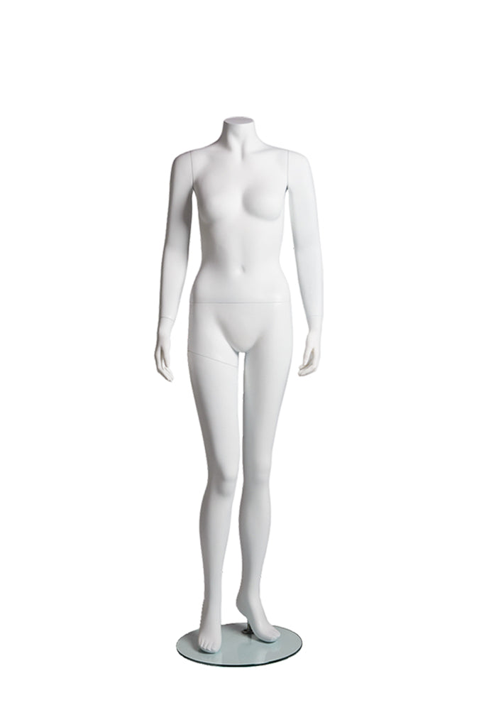 Adult Female Headless Mannequin