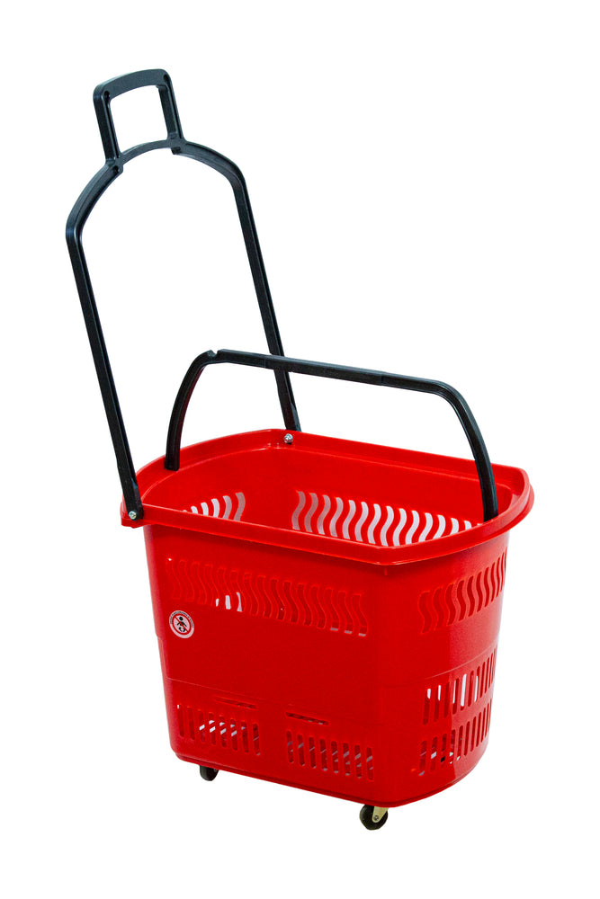Rolling Shopping Baskets