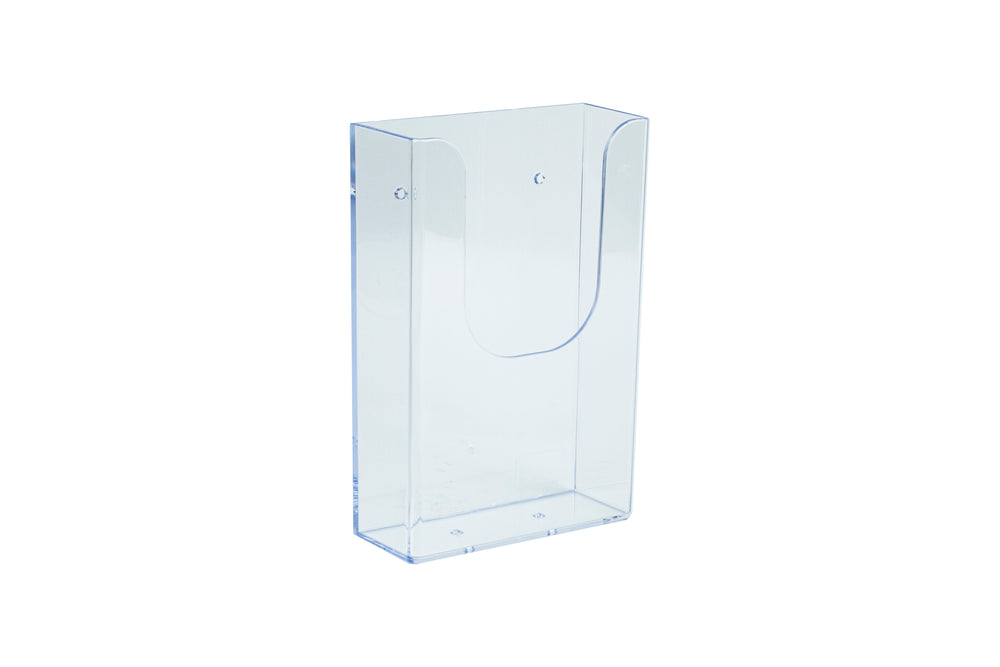 Acrylic Wallmount Broschure Holder