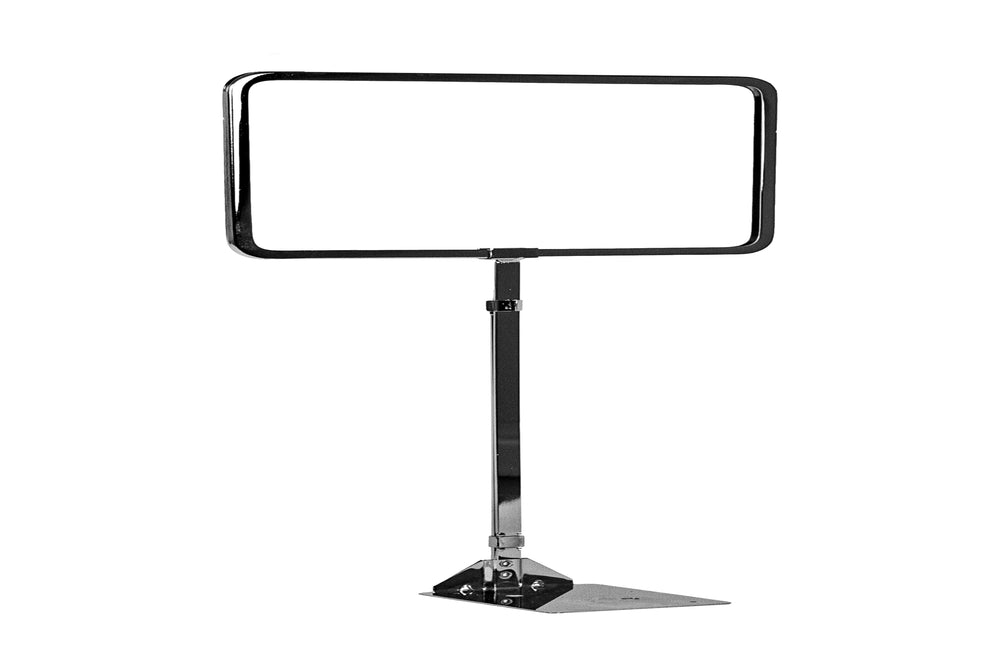 Non-Adjustable Shovel Base Sign Holder