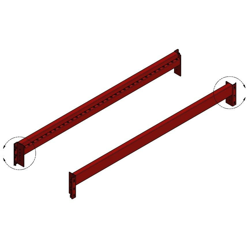 Pallet Racking Step Beams