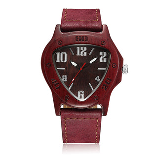 Bamboo Nature Leather Watch
